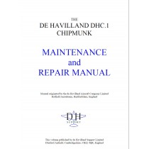 CHIPMUNK MAINTENANCE & REPAIR MANUAL