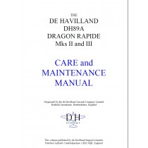 DRAGON RAPIDE CARE & MAINTENANCE MANUAL