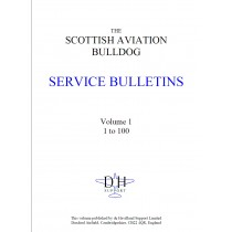 SCOTTISH AVIATION BULLDOG SERVICE BULLETINS Volume 1