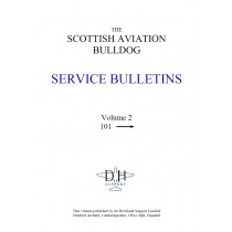 SCOTTISH AVIATION BULLDOG SERVICE BULLETINS Volume 2